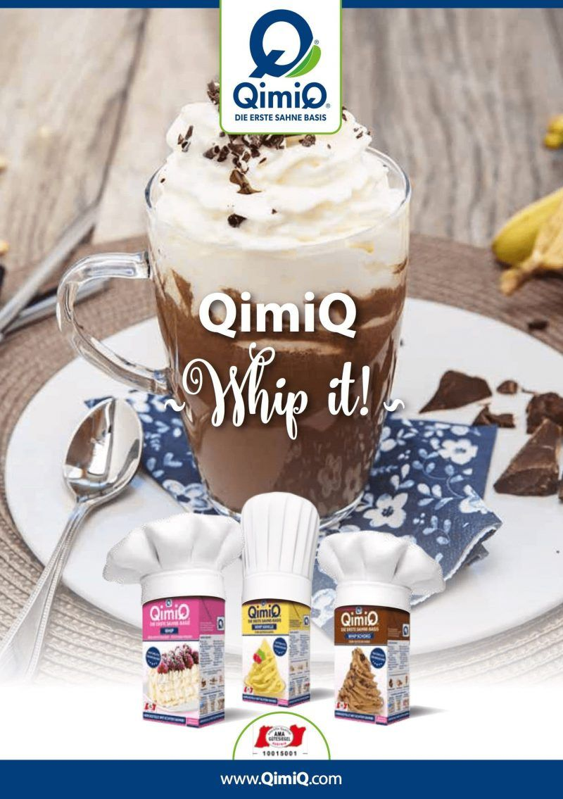 QimiQ Whip it!