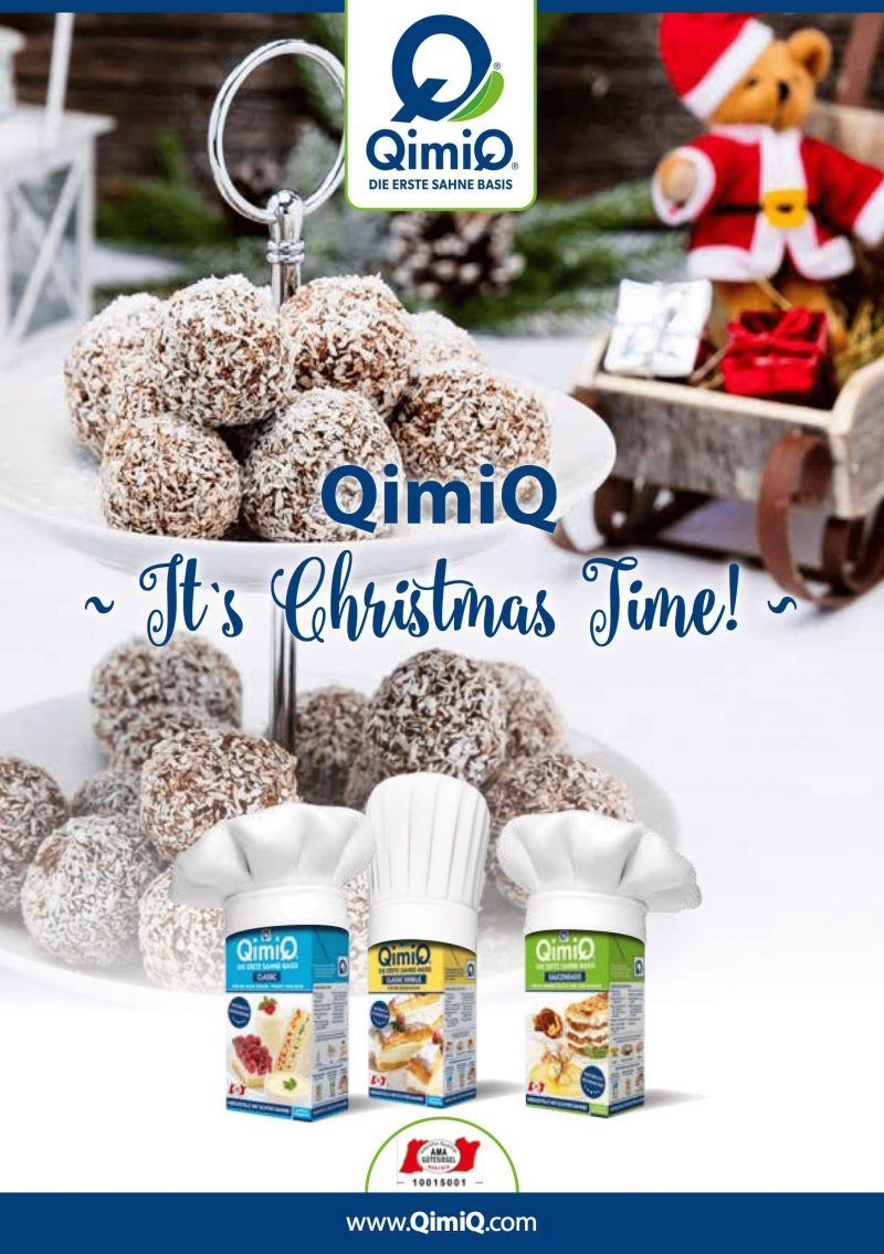 QimiQ It's Christmas Time