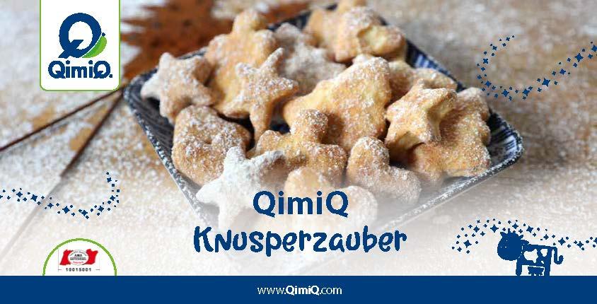 QimIQ Knusperzauber Rezepte